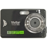 Buy Vivitar Cameras - Vivitar 8MP Dig Camera Black
